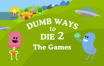 Dumb Ways to Die 2 - The Games