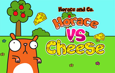 Horace Vs Cheese