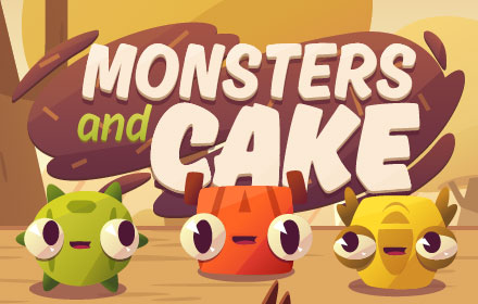 Monsters & Cake