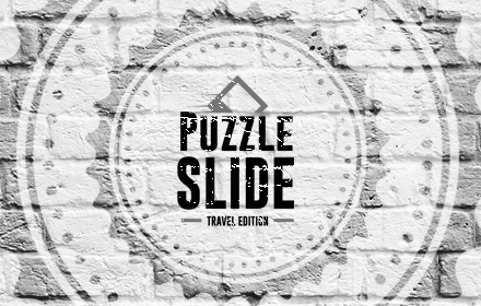 Puzzle Slide: Travel Edition